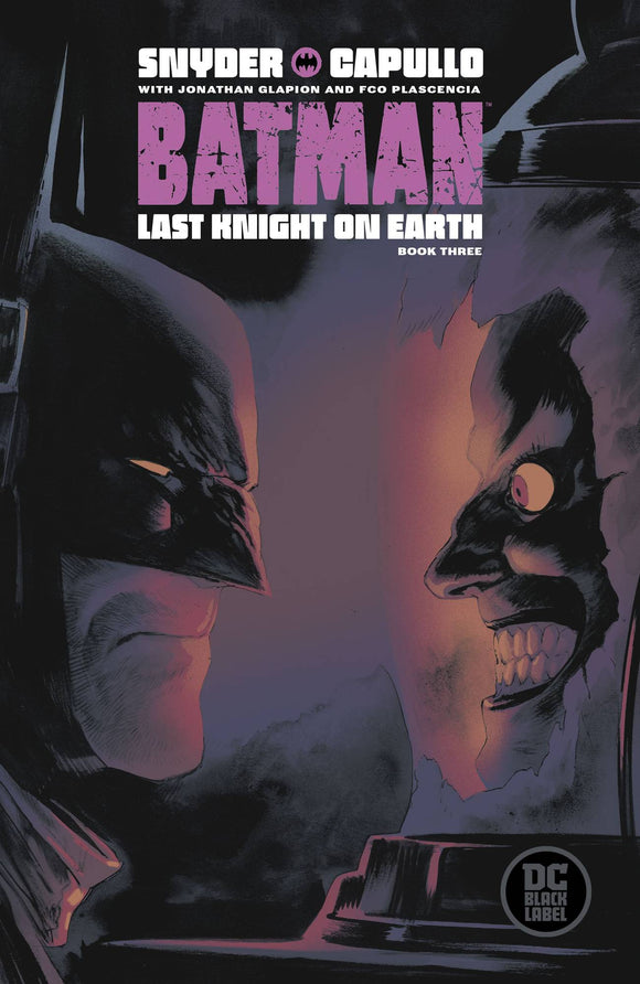 BATMAN LAST KNIGHT ON EARTH #3 (OF 3) VAR ED