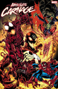 ABSOLUTE CARNAGE #5 (OF 5) CULT OF CARNAGE VAR AC