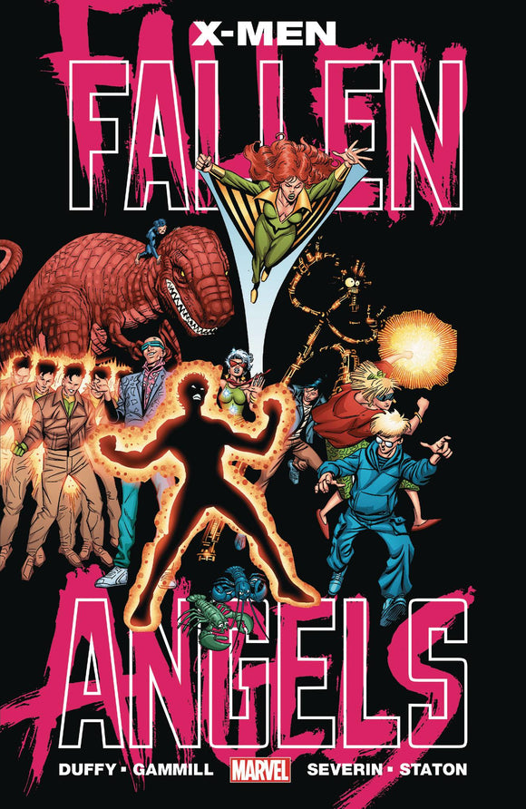 X-MEN TP FALLEN ANGELS