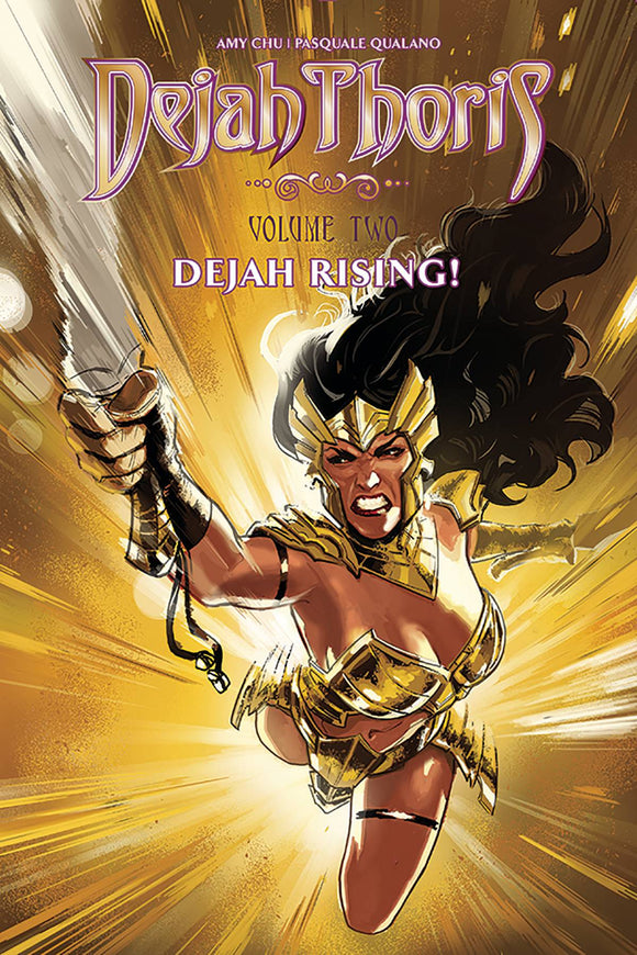 DEJAH THORIS 2018 TP VOL 02 DEJAH RISING TP