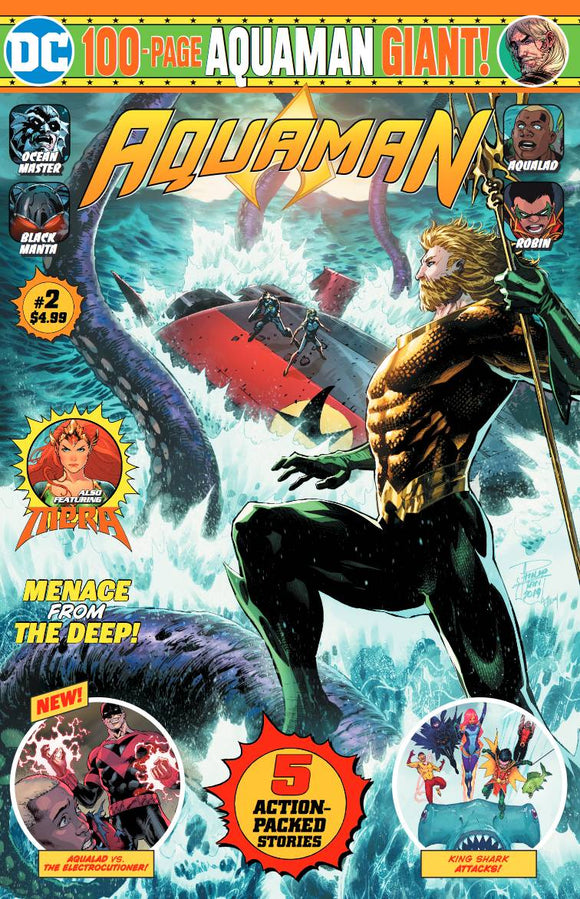 AQUAMAN GIANT #2