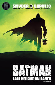 BATMAN LAST KNIGHT ON EARTH #1 (OF 3) 3RD PTG (MR)
