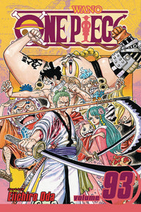 ONE PIECE GN VOL 93