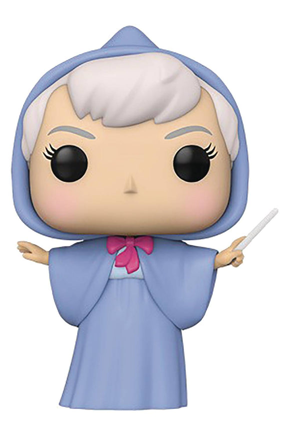 POP DISNEY 739 CINDERELLA FAIRY GODMOTHER