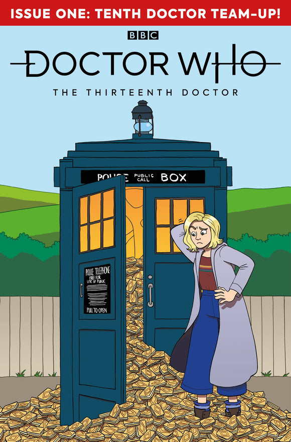 DOCTOR WHO 13TH SEASON TWO #1 CVR C PEPOY