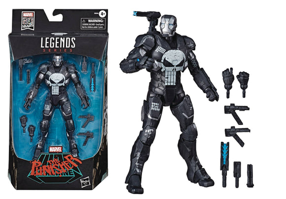 MARVEL LEGENDS WAR MACHINE VARIANT 6IN AF
