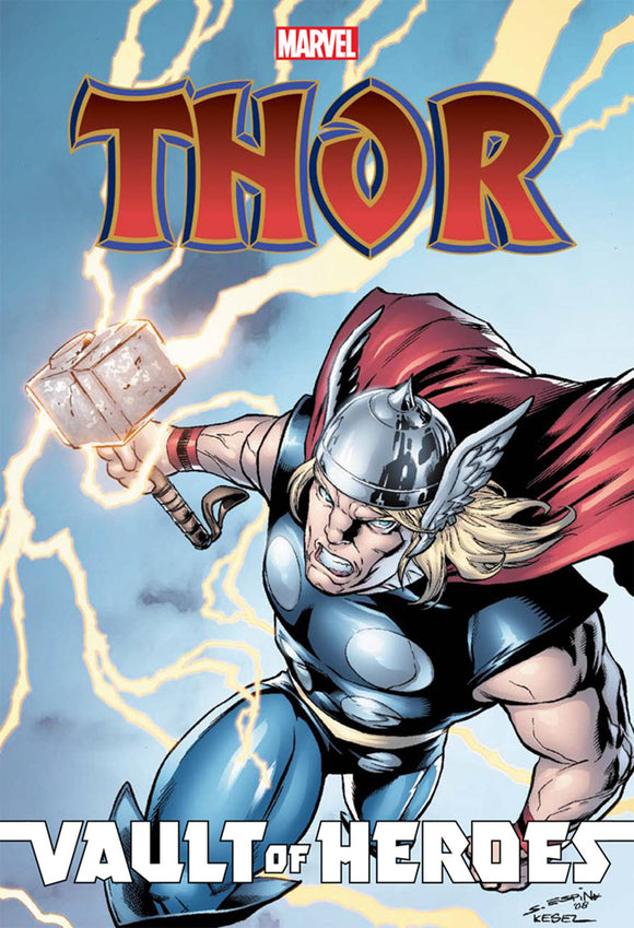 MARVEL VAULT OF HEROES THOR TP VOL 01