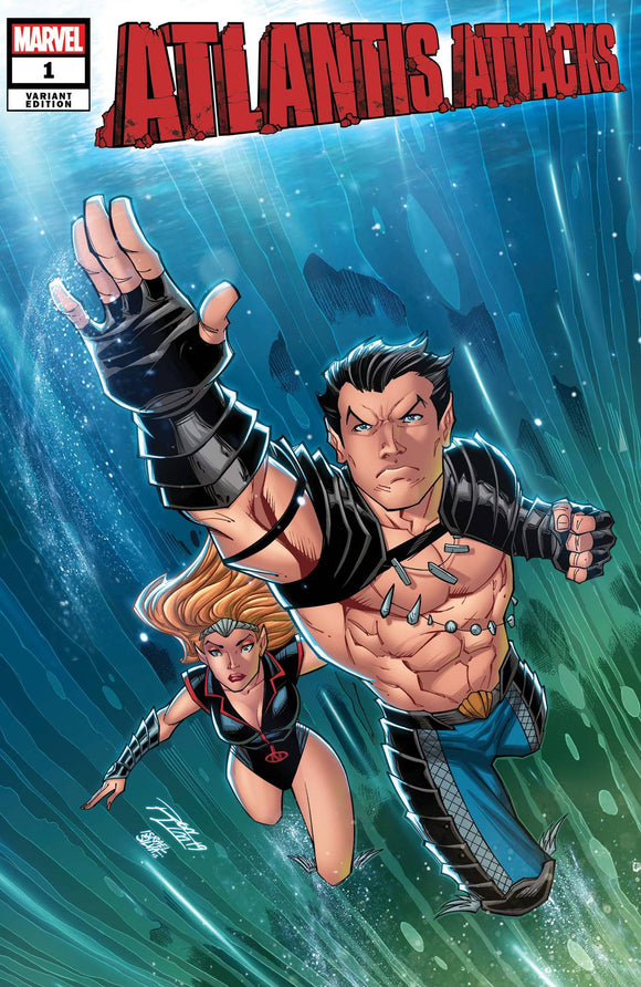ATLANTIS ATTACKS #1 (OF 5)