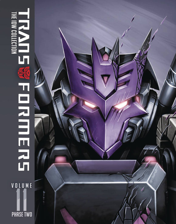TRANSFORMERS IDW COLL PHASE 2 HC VOL 11
