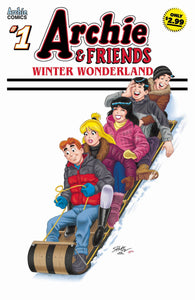 ARCHIE & FRIENDS WINTER WONDERLAND #1