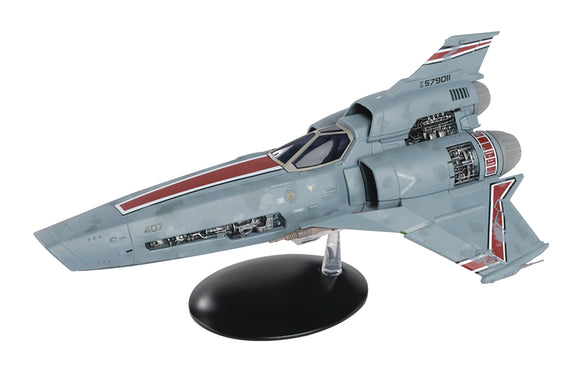 BATTLESTAR GALACTICA SHIPS MAG #15 VIPER BLOOD AND CHROME