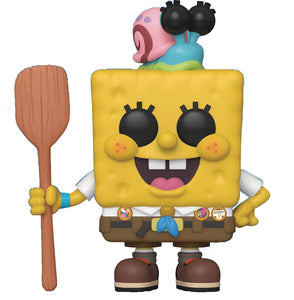 POP ANIMATION 916 SPONGEBOB SPONGEBOB W/GARY