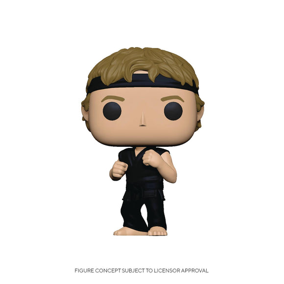 POP TV COBRA KAI JOHNNY LAWRENCE