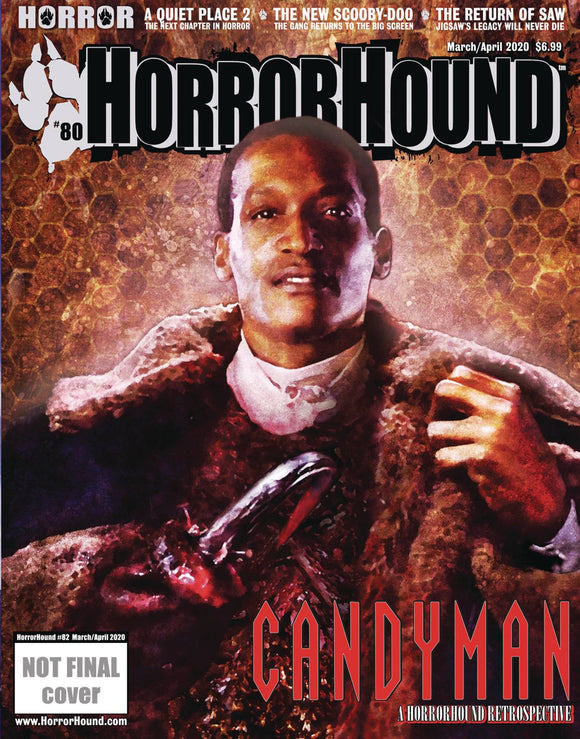 HORRORHOUND #82