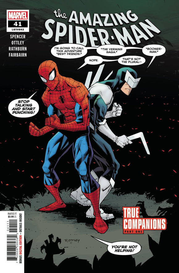 AMAZING SPIDER-MAN #41 (2018)