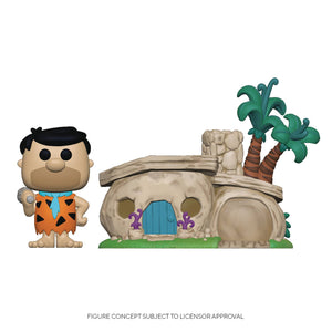 POP TOWN 14 FLINTSTONES HOME