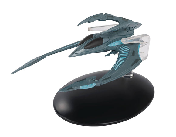 STAR TREK STARSHIPS FIG MAG #172 XINDI INSECTOID FIGHTER