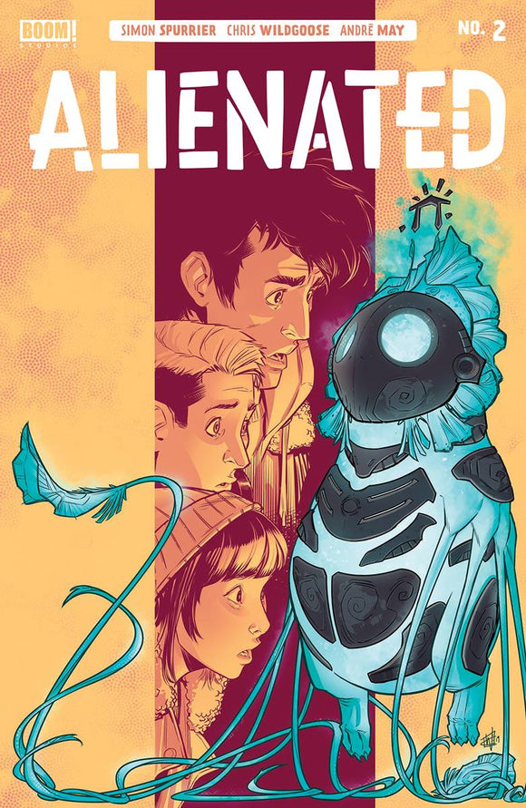 ALIENATED #2 (OF 6)