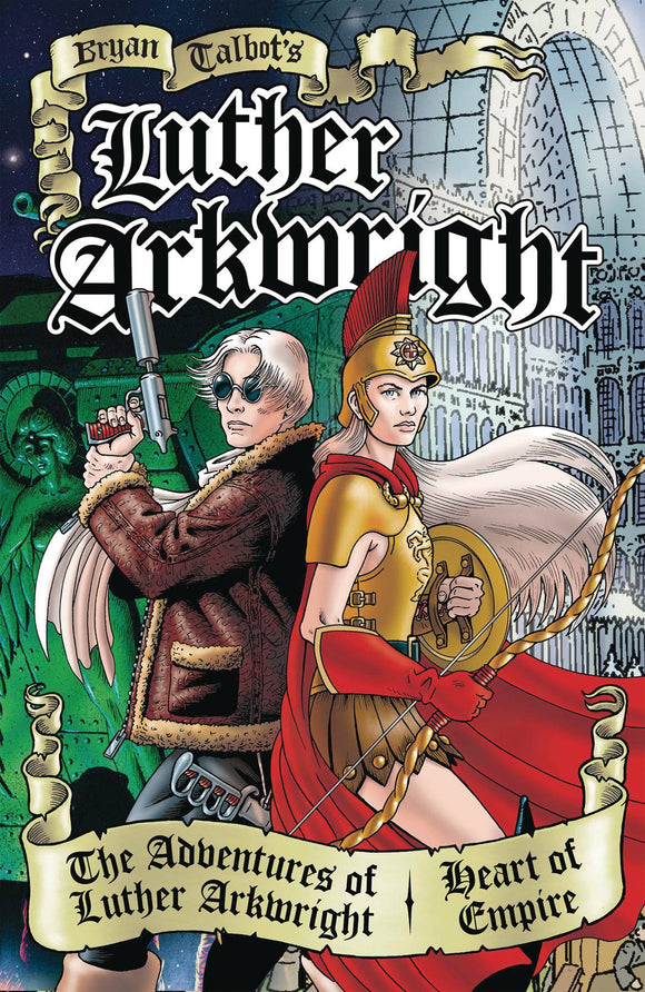 LUTHER ARKWRIGHT TP