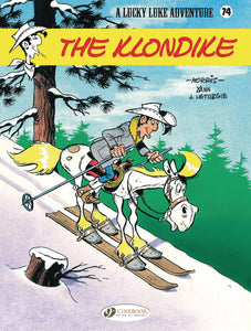 LUCKY LUKE TP VOL 74 KLONDIKE