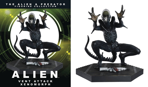 ALIEN AND PREDATOR MEGAS #9 XENOMORPH VENT ATTACK