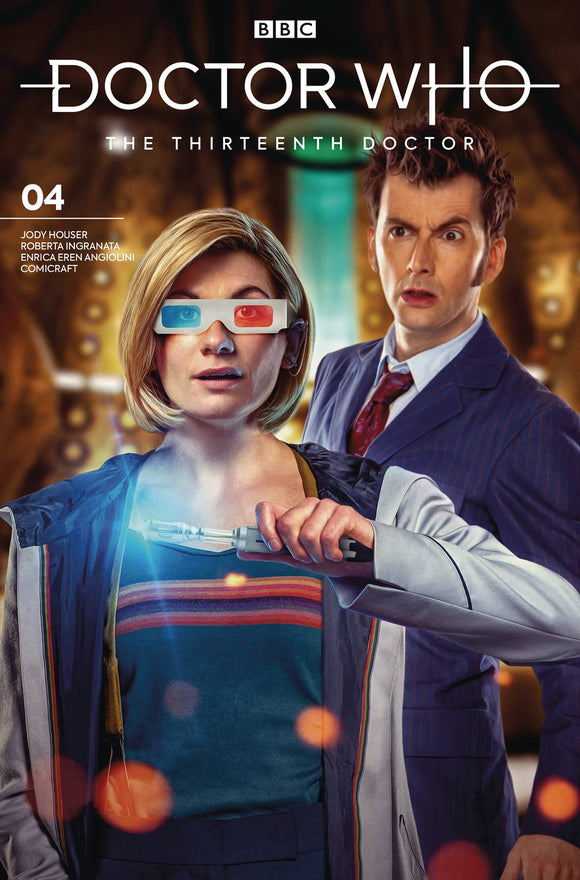DOCTOR WHO 13TH SEASON TWO #4 CVR B PHOTO
