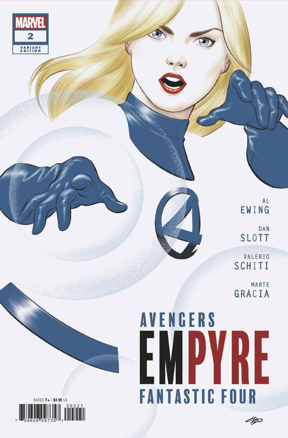 EMPYRE #2 (OF 6) MICHAEL CHO FF VAR