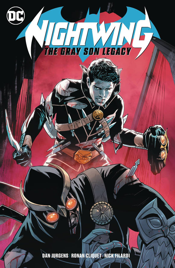 NIGHTWING TP VOL 01 THE GRAY SON LEGACY