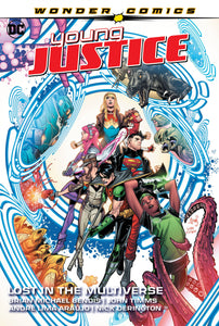 YOUNG JUSTICE HC VOL 02 LOST IN THE MULTIVERSE