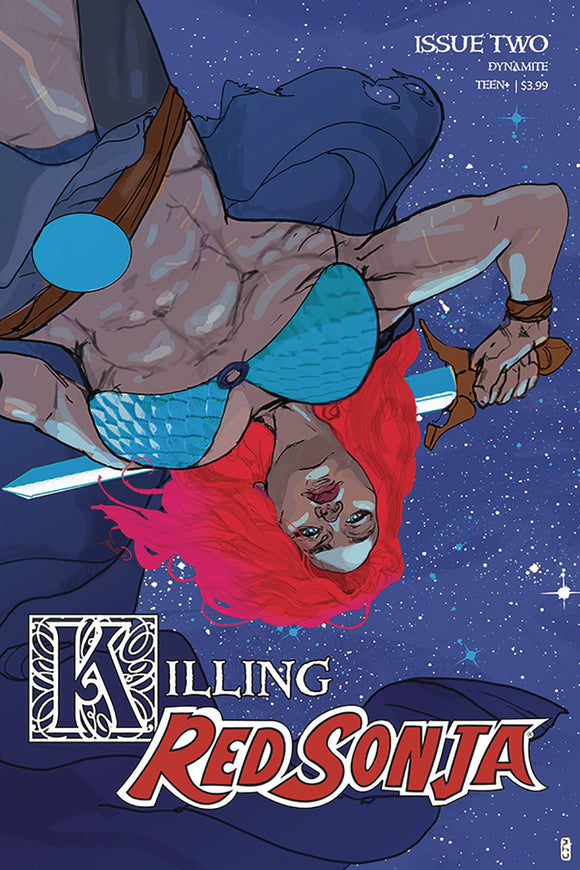 KILLING RED SONJA #2 CVR A WARD