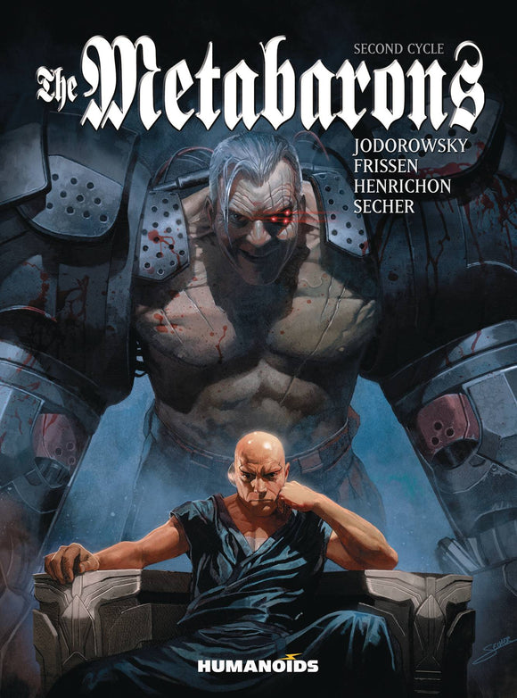 METABARONS SECOND CYCLE HC