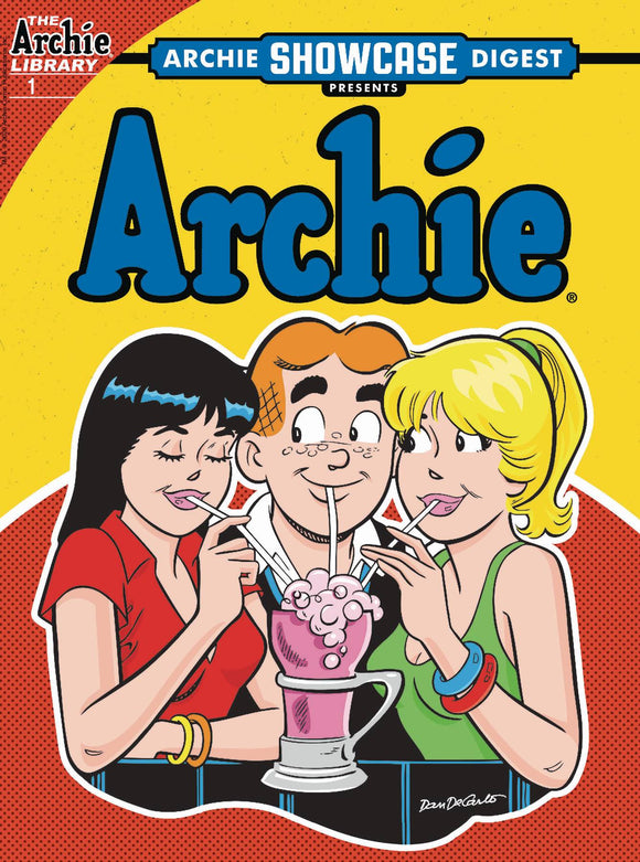 ARCHIE SHOWCASE DIGEST #1 ARCHIE