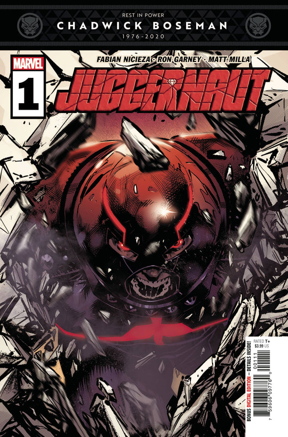 JUGGERNAUT #1 (OF 5)
