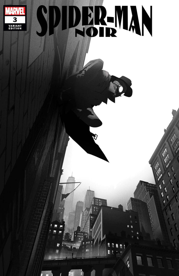 SPIDER-MAN NOIR #3 (OF 5) OKEEFE VAR