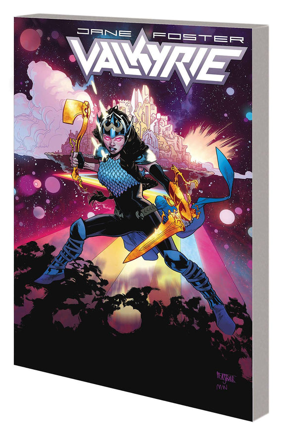 VALKYRIE JANE FOSTER TP VOL 02 AT THE END OF ALL THING
