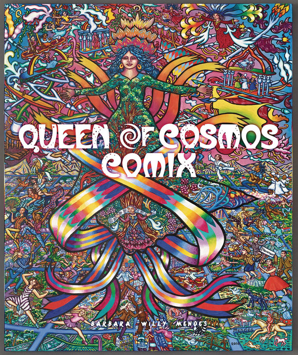 QUEEN OF COSMOS COMIX TP VOL 01