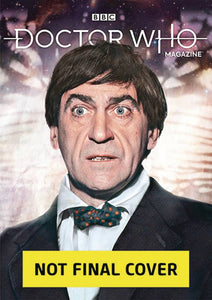DOCTOR WHO MAGAZINE #553