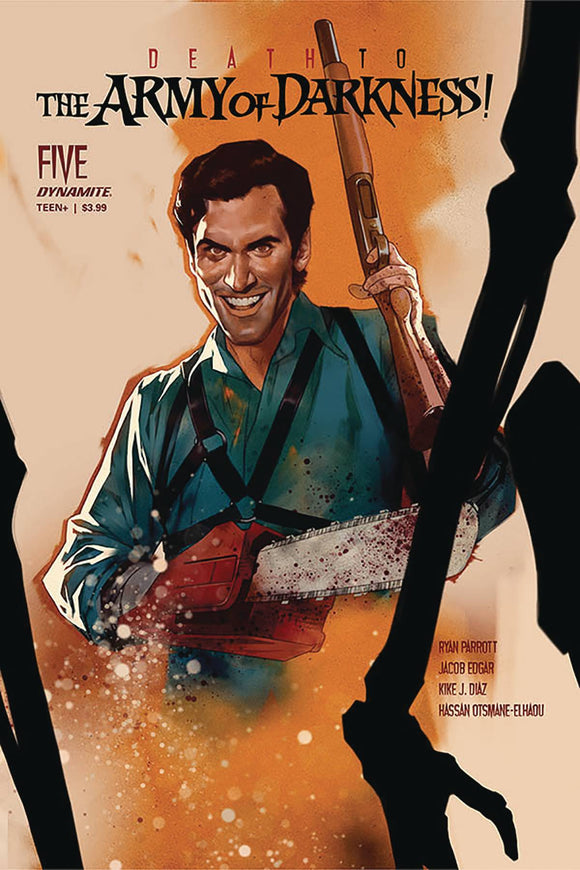 DEATH TO ARMY OF DARKNESS #5 CVR A OLIVER
