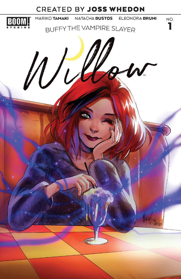 BUFFY THE VAMPIRE SLAYER WILLOW #1 CVR B ANDOLFO
