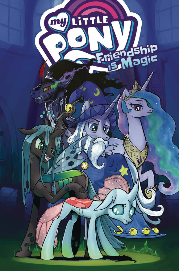 MY LITTLE PONY FRIENDSHIP IS MAGIC TP VOL 19