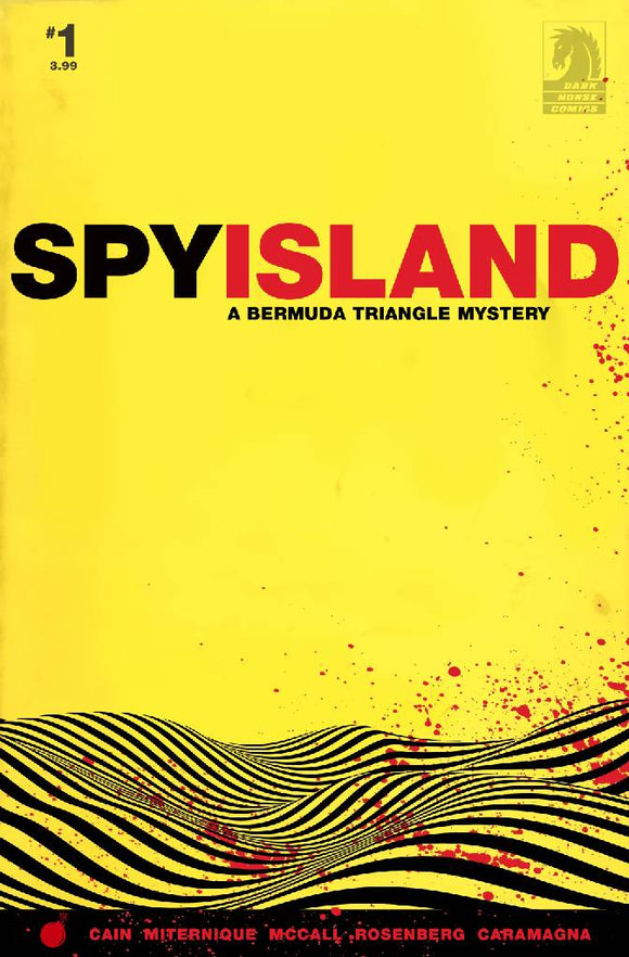 SPY ISLAND #1 (OF 4) 2ND PTG