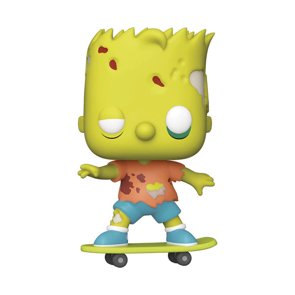 POP ANIMATION 1027 SIMPSONS ZOMBIE BART