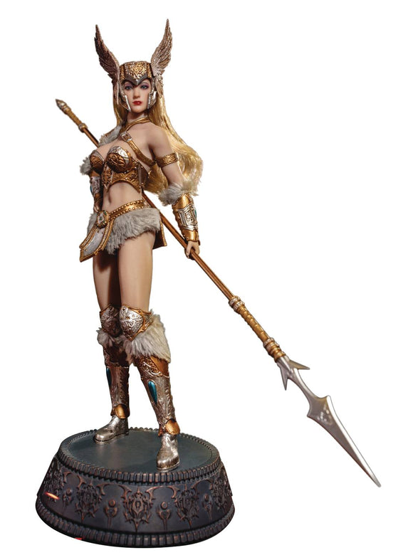 SKARAH THE VALKYRIE 1/12 SCALE FIGURE