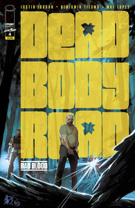 DEAD BODY ROAD BAD BLOOD #4 (OF 6)