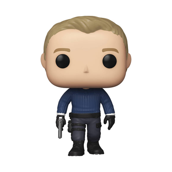 POP MOVIES JAMES BOND JAMES BOND VIN FIG