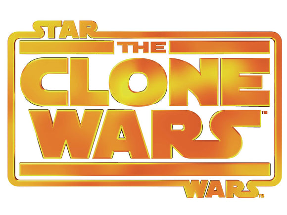 STAR WARS CLONE WARS SCREEN COMIX VOL 01