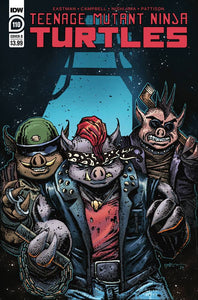 TMNT ONGOING #110 CVR B EASTMAN