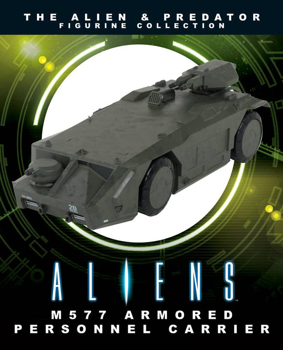 ALIEN PREDATOR FIG SHIP #9 #9 ARMORED PERSONNEL CARRIER