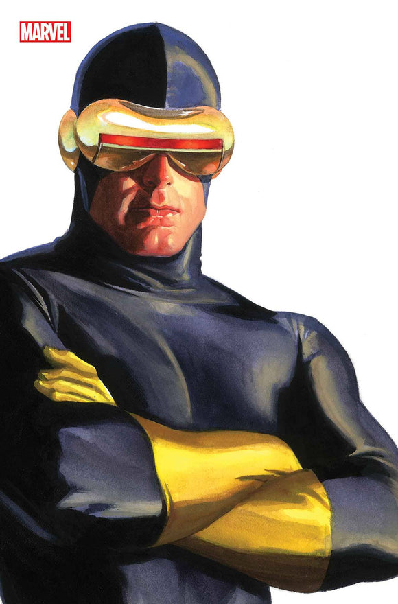X-MEN #13 ALEX ROSS CYCLOPS TIMELESS VAR XOS