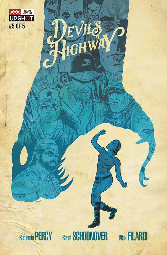 DEVILS HIGHWAY #5 (OF 5)